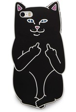 RipNDip Lord Nermal Phone Case 6/6s Black