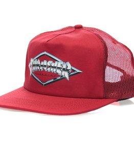 Thrasher Mag. Diamond Emblem Trucker