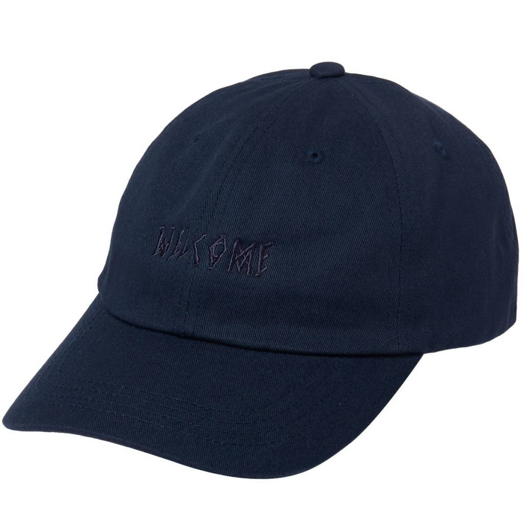 Welcome Skateboards Tonal Scrawl 6-Panel Hat