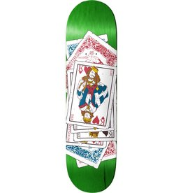 Baker Skateboards DO King of Hearts 8.38""