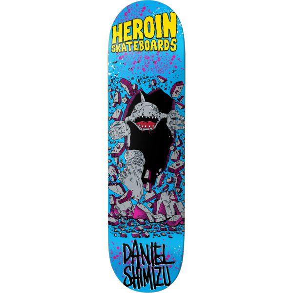 Heroin DS Shark 8.25""