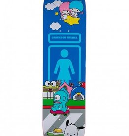 Girl Skateboard Company Girl x Sanrio World