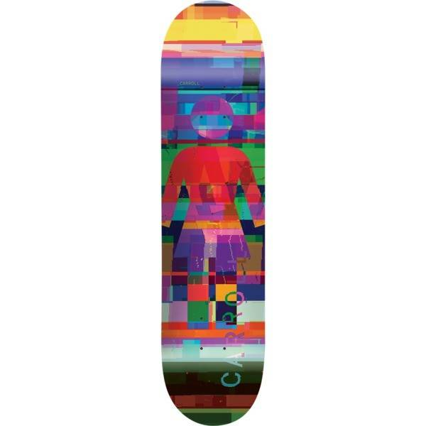 Girl Skateboard Company Glitch OG