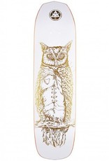 """Welcome Skateboards Heartwise on Vimana White/Gold 8.25"""""""