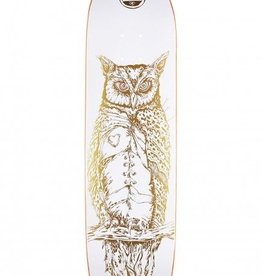 Welcome Skateboards Heartwise on Vimana White/Gold 8.25""