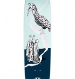 Welcome Skateboards Inferno on Stonecipher Teal 8.6""
