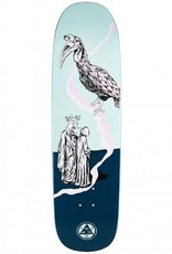 """Welcome Skateboards Inferno on Stonecipher Teal 8.6"""""""