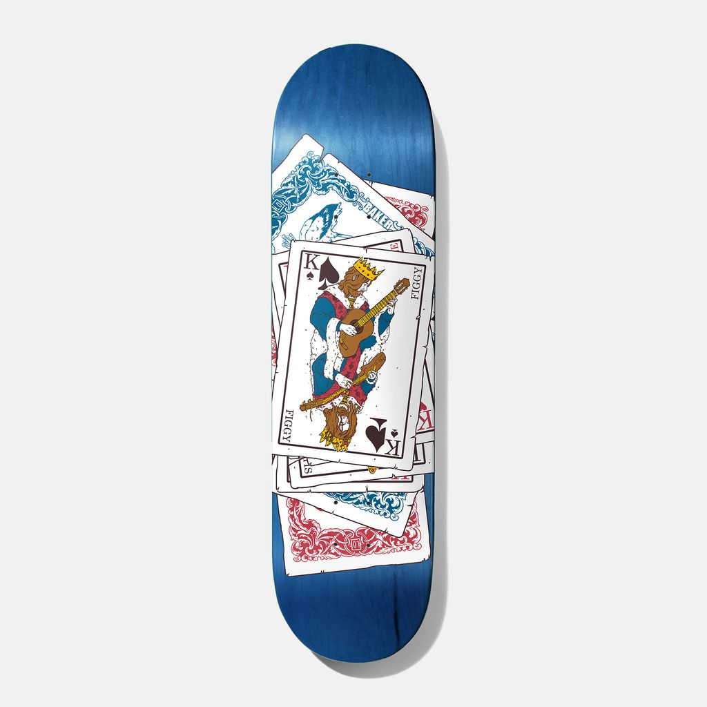 Baker Skateboards JF King Of Spades 8.25""