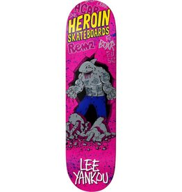 Heroin LY Shark 8.38""