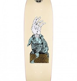 Welcome Skateboards Magic Bunny on Magic Mace Yellow 9.0""