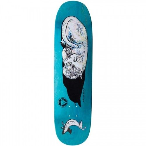 Welcome Skateboards Miller Guilty Cat on Catblood Various 8.5""