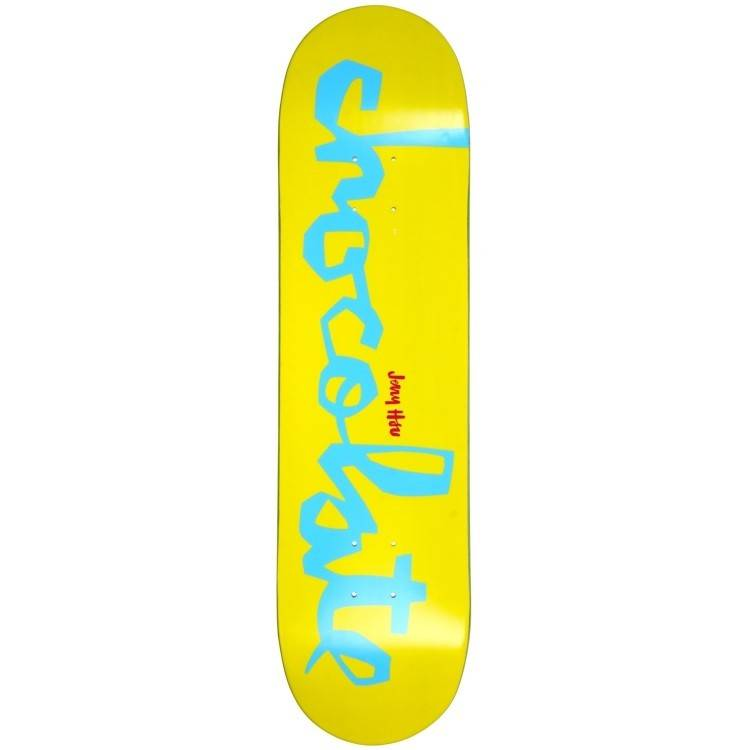 Chocolate Skateboards Original Chunk Series