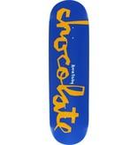 Chocolate Skateboards Original Chunk Series