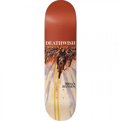 """Deathwish Skateboards SL Savage Skulls 8.25"""""""