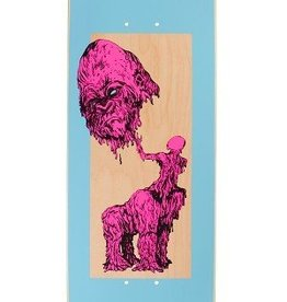 Welcome Skateboards Wax Gorilla on Phoenix Slate 8""