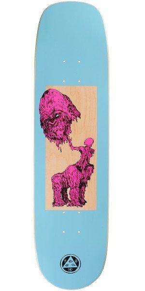 """Welcome Skateboards Wax Gorilla on Phoenix Slate 8"""""""