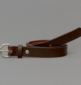 Polar Skate Co. Leather Ring Belt