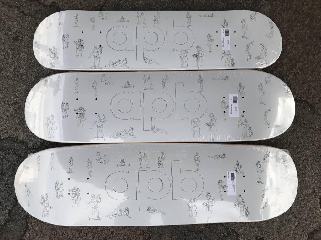 APB Sketchiness Deck