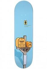 Girl Skateboard Company Letterbox Series