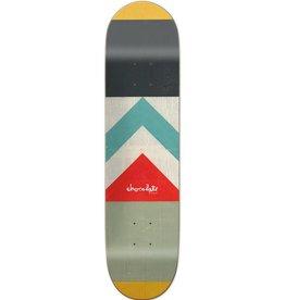 Chocolate Skateboards Battle Flags Tershy 8.5