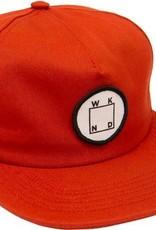 WKND WKND Logo Patch Snapback