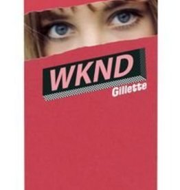WKND Gillette Eyes Red 8.25