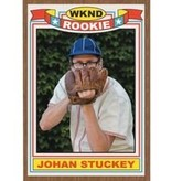 WKND Stuckey Rookie Card Natural 8.0
