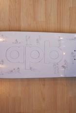 APB Skateshop APB Sketchiness Deck
