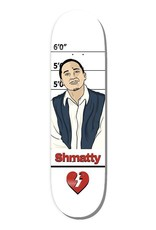 Mystery Skateboards Suspect Shmatty