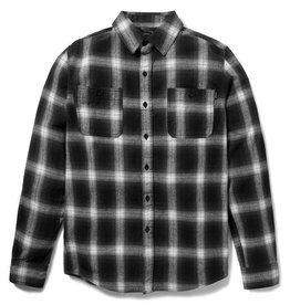HUF Ombre Plaid L/S