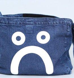 Polar Skate Co. Happy Sad Denim Tote Bag