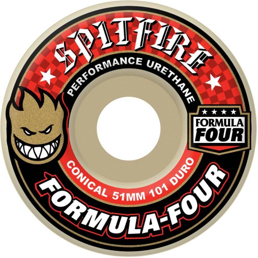 Spitfire Wheels Spitfire F4 101d