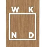 WKND NV Logo Deck Natural 8.6