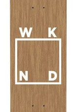 WKND NV Logo Deck Natural 8.6