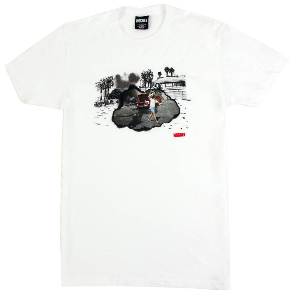 Hockey Donny Riot Tee