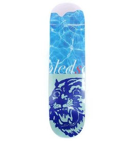Quasi Skateboards Tigris Mint Wash 8.25