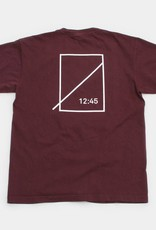 Numbers Edition Mitered Logotype S/S