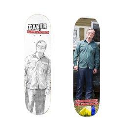 "Baker Skateboards TPB Bubbles DN Deck 8.25"""