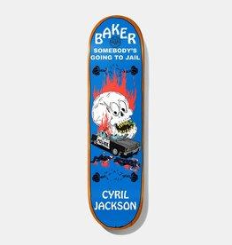 """Baker Skateboards CJ Going to Jail Deck 8.125"""""""