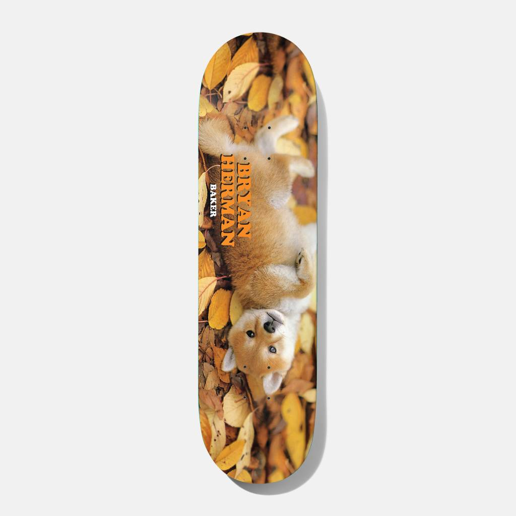 Baker Skateboards BH Meeko Deck 8.25""