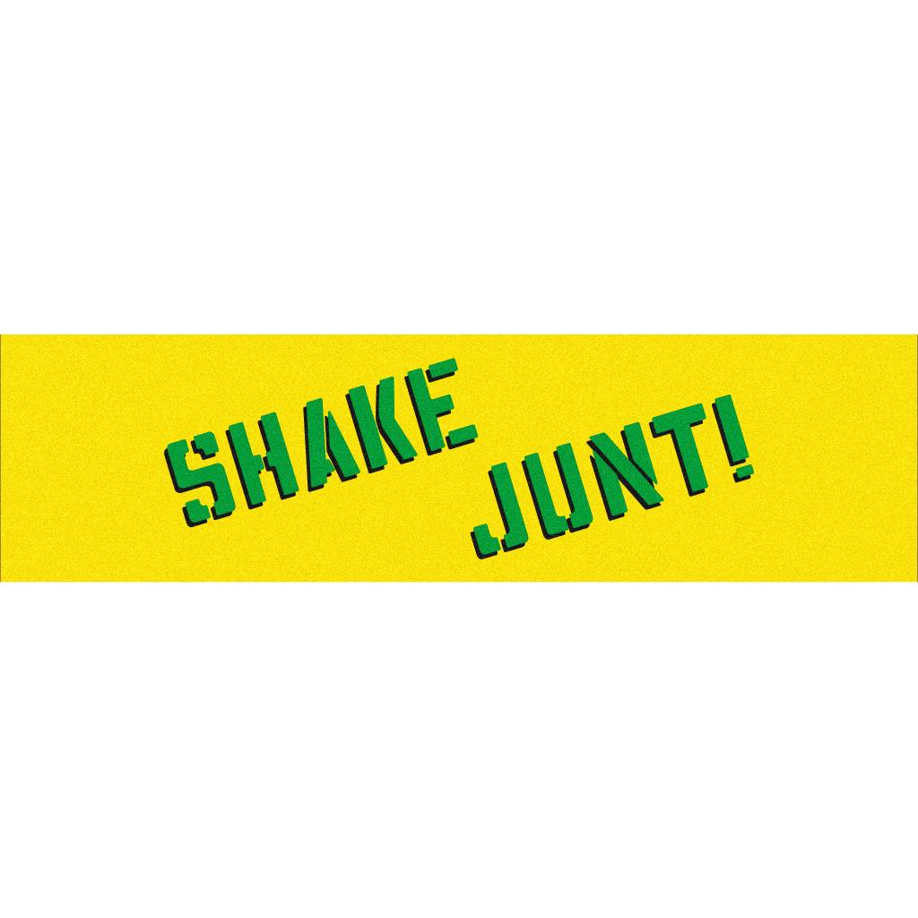Shake Junt SJ Yellow/Green Grip