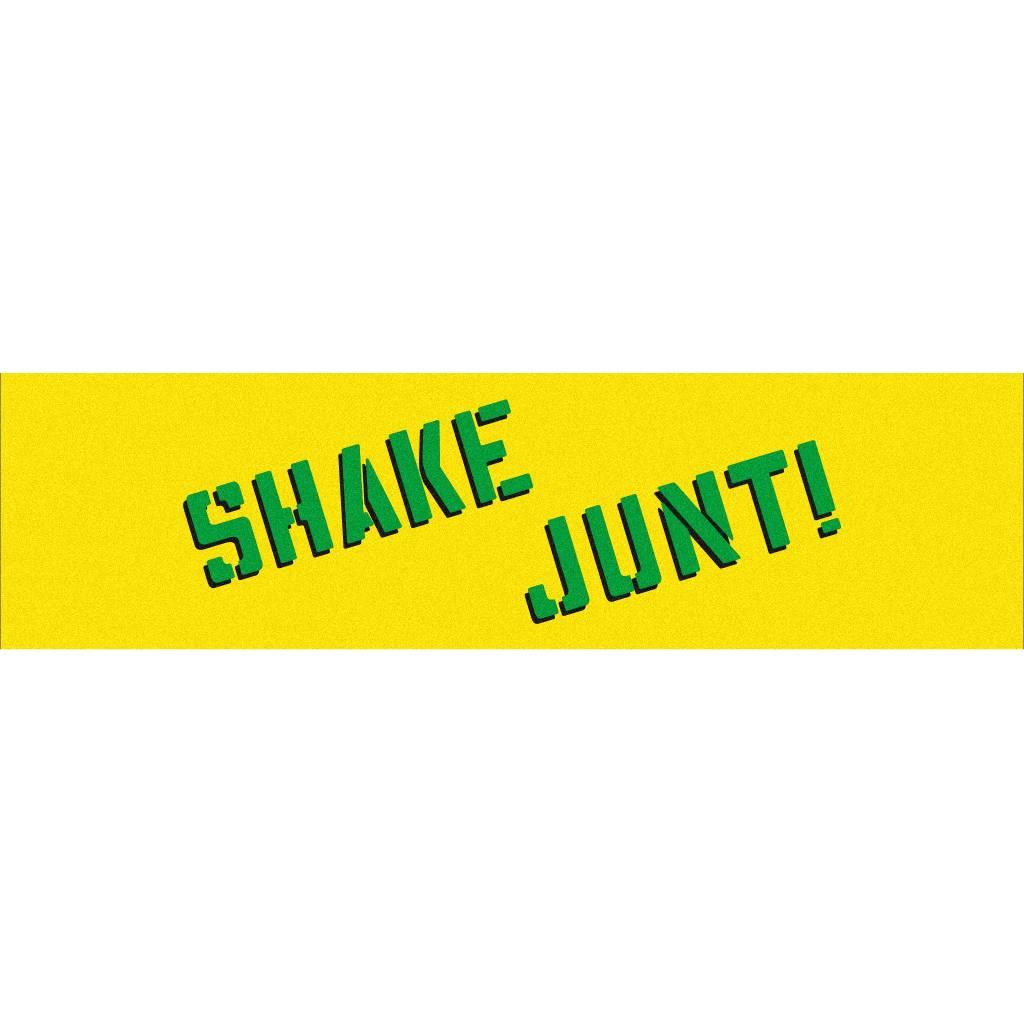 Shake Junt SJ Yellow/Green Griptape