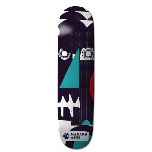 Element Skateboards Masked