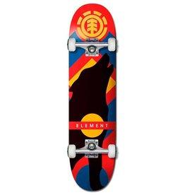 "Element Skateboards Wolf Twig 7.625"" Complete"