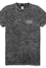 HUF Acid Wash Bar Logo Tee