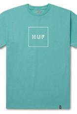 HUF Box Logo Puff Tee