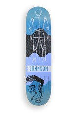 Quasi Skateboards Futuro Blue 8.125