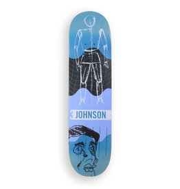 Quasi Skateboards Futuro Blue 8.125