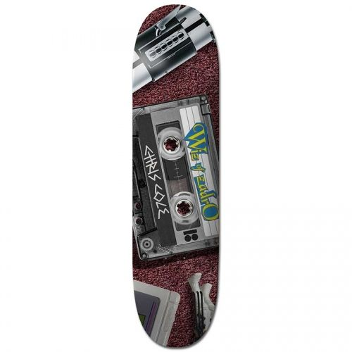 Plan B Skateboards Mix Tape