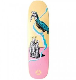 "Welcome Skateboards Inferno on Stonecipher 8.6"" Cream"